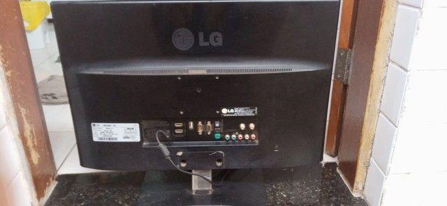 Lg Tv monitor para retirada de peças - Foto 3