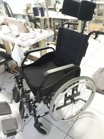 Cadeira de rodas reclinável  - Foto 2