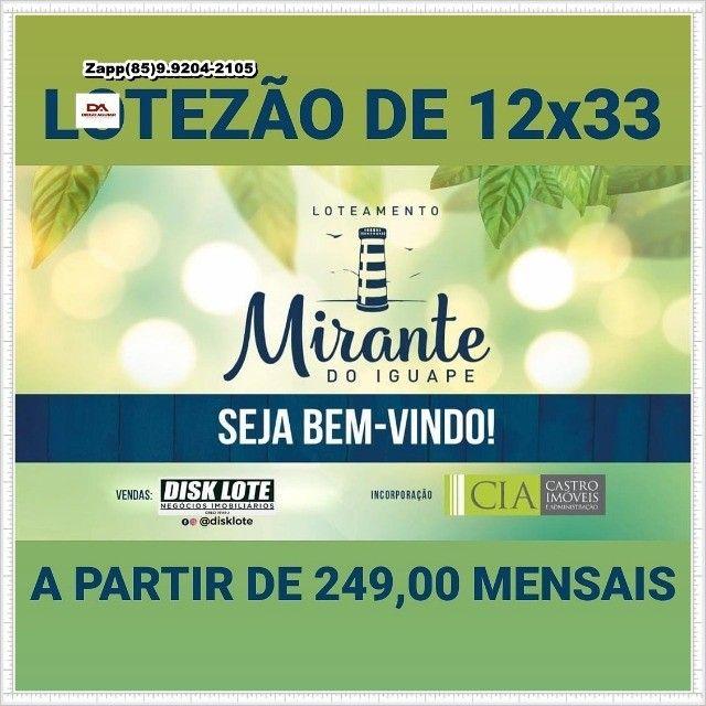 Loteamento Mirante do Iguape.... - Foto 9