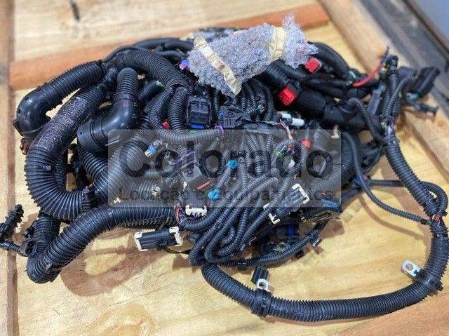 Chicote chassis-RE335826 | John Deere | Trator  8235R/8260R/8285R/8310R/8335R/8360R - Foto 5