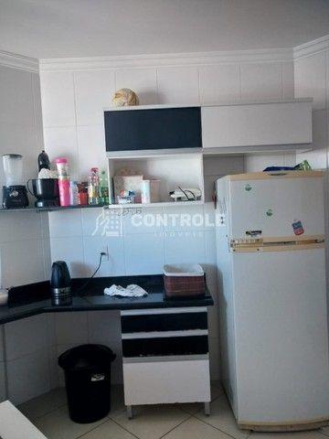 (Ri)Ótimo apartamento vista mar, 101m2 com 3 dormitórios sendo 1 suíte em Barreiros - Foto 10