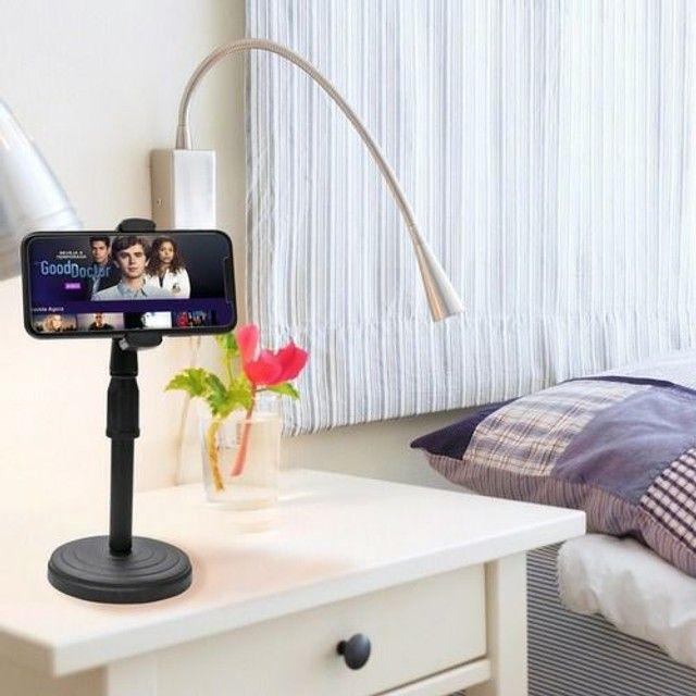 Suporte celular 360° tripe smartphone  - Foto 4