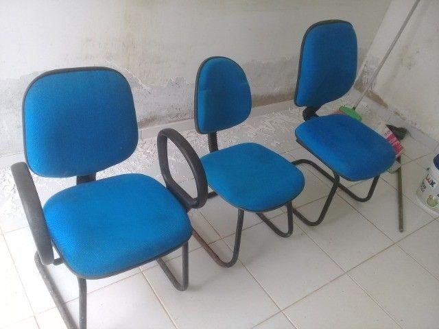 Cadeiras para escritório  - Foto 2