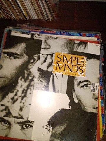 6 LPs conforme fotos, Enigma,Kate Bush,Cultura Clube,Simples Minds, - Foto 6