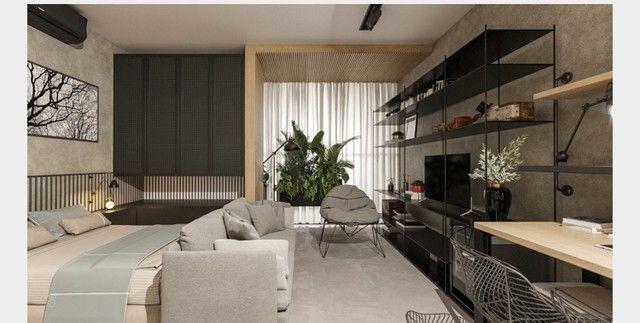 Apartamento de 1 quarto - Loft - Flat