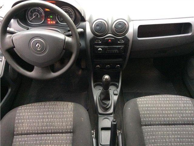 Renault Sandero 2012 1.0 expression 16v flex 4p manual - Foto 5