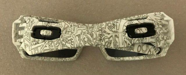 Óculos Oakley Oil Ring - original  - Foto 4