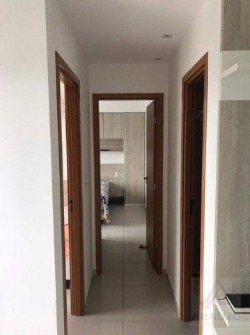 Apartamento com 2 dormitórios para alugar, 54 m² por R$ 1.570,00/mês - Bessa - João Pessoa - Foto 10