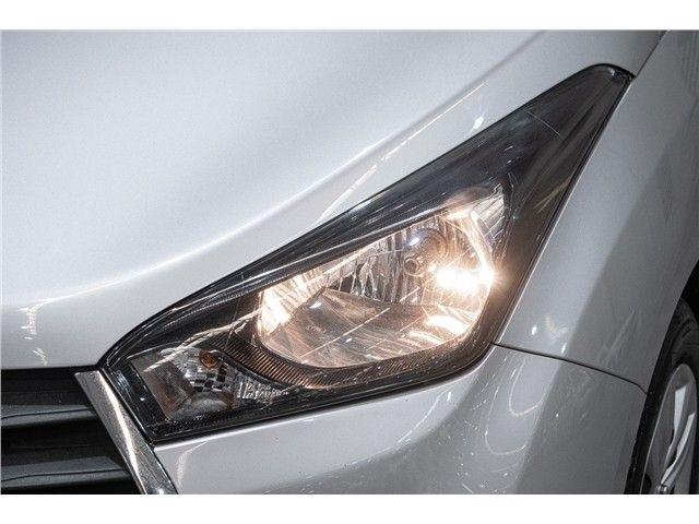 Hyundai Hb20 2018 1.6 comfort plus 16v flex 4p manual - Foto 10