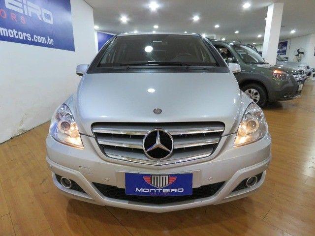 Mercedes-Benz B200 2.0 8v Turbo 4p Automático Top de Linha C/ Teto Panorâmico Único Dono - Foto 3