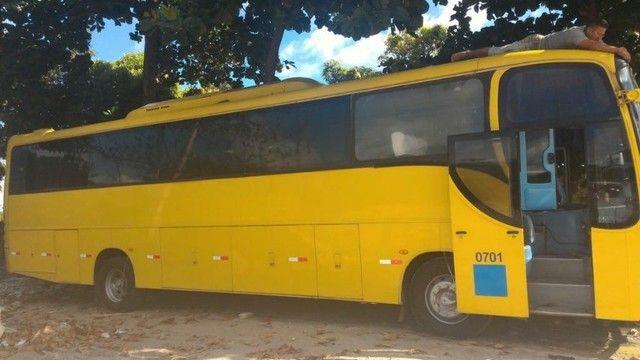 Excelente ônibus motor dianteiro - Foto 3