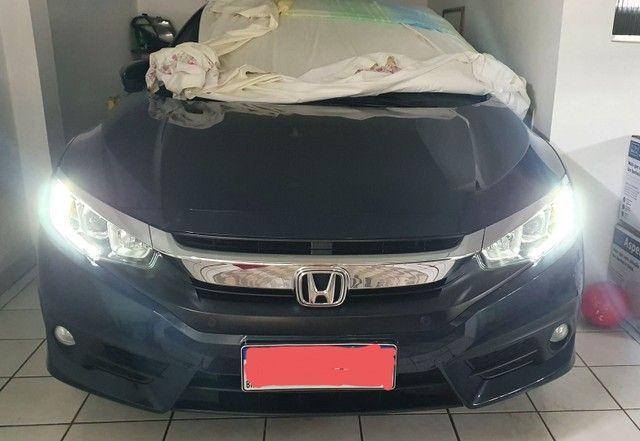 Civic Exl 2.0 Km baixa na Garantia - Particular - Carro de Garagem - Ipva Pg