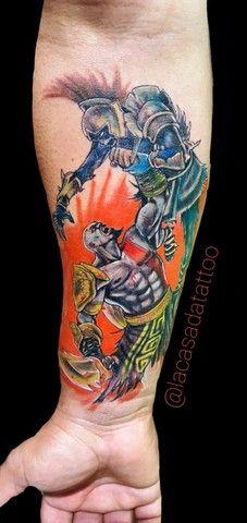 Tatuagem profissional ? - Foto 6