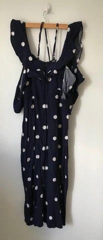 Vestido de poá Midi LezaLez - Foto 2