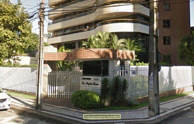 Apartamento com área de 399m² /4 vagas de garagem - Aldeota - Fortaleza/CE - Foto 3