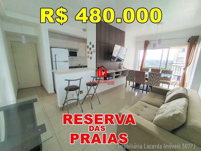 Residencial Reserva Das Praias| Com 3 dormitórios | 100% mobiliado