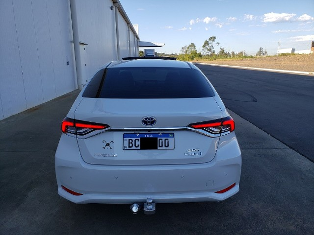 Corolla Altis Premium Hybrid 2022, 3.000km, Teto Solar, Flex e Elétrico - Foto 3