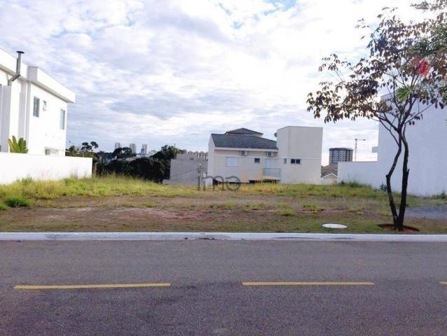 Terreno residencial à venda, Condomínio Belvedere I, Votorantim - TE0154.