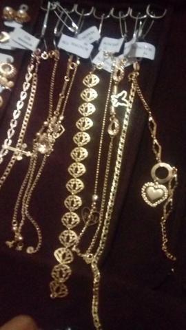 Lindas pulseiras Femininas
