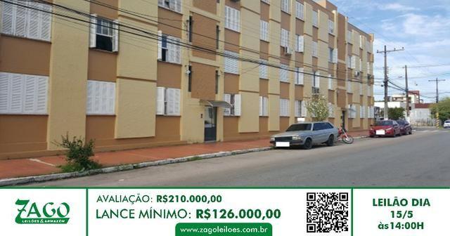 Leilão - Apartamento 70m² - Rua Pinto Martins nº 622 Apartamento nº41