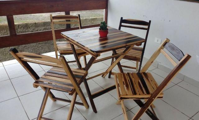Mesas-Cadeiras Entrego