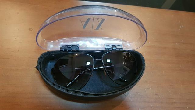 ecbc0973878 Óculos escuro Armani Exchange Aviador (comprado nos EUA)
