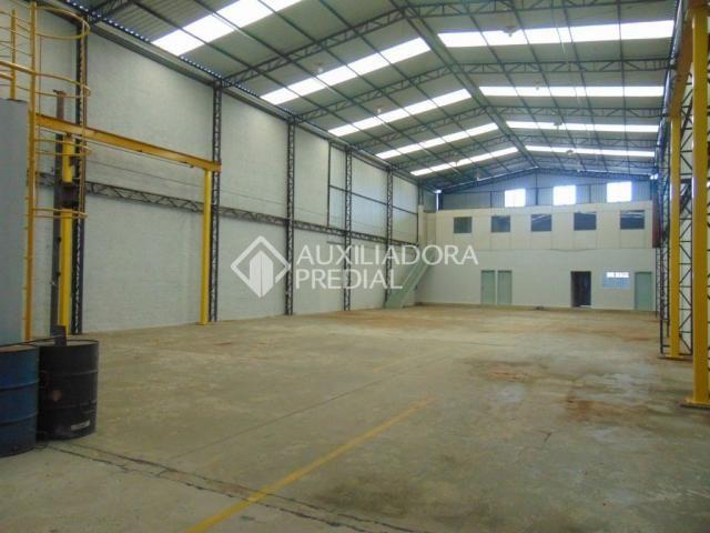 Galpão/depósito/armazém para alugar em Vila princesa izabel, Cachoeirinha cod:277292 - Foto 8