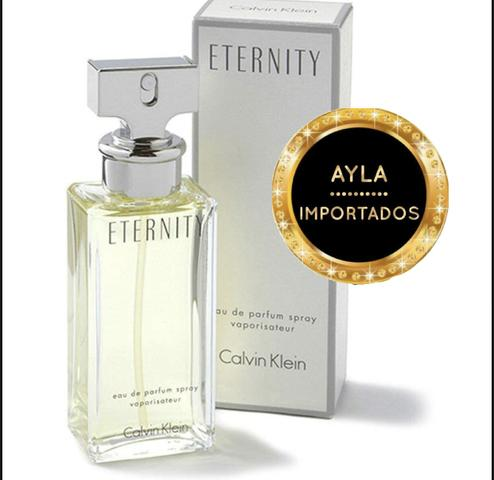 5 x R$: 47,80 Perfume Calvin Klein Eternity EDP 100ml