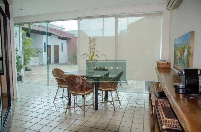 Casa com 4 dormitórios à venda, 380 m² por r$ 2.500.000 - mata da praia - vitória/es - Foto 7
