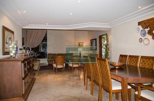 Casa com 4 dormitórios à venda, 380 m² por r$ 2.500.000 - mata da praia - vitória/es - Foto 5