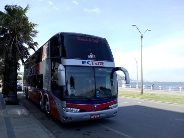 Scania, 124/420, Turismo, Ônibus,DD 1800, Vendas De Ônibus,DD - Foto 3