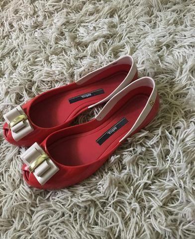 4ca9ada29 Melissas originais 35/36 - Roupas e calçados - Parque Continental Ii ...