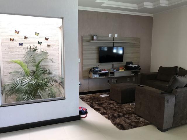 Linda casa de 3 qts, suíte em Condomínio Fechado de Sobradinho - Foto 6