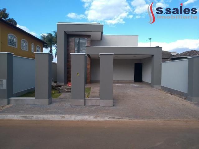 Casa à venda com 4 dormitórios em Setor habitacional vicente pires, Brasília cod:CA00388