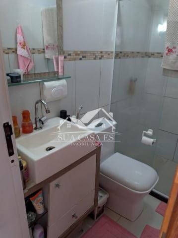 Apartamento à venda com 2 dormitórios em Morada de laranjeiras, Serra cod:AP263SO - Foto 8