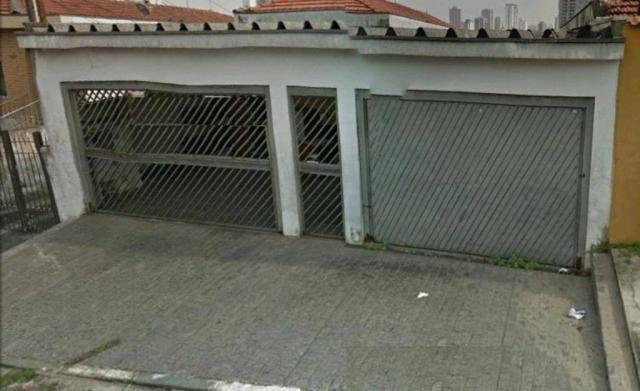 Terreno residencial à venda, Mooca, São Paulo - TE0889.