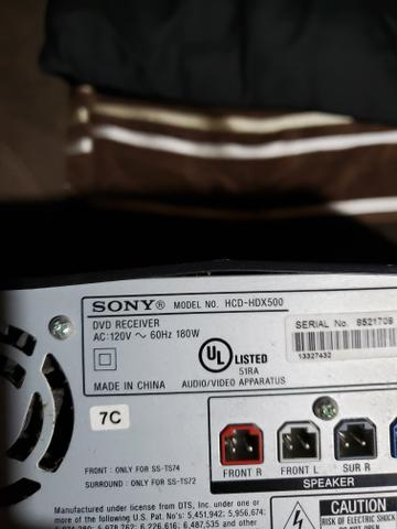 Home Theater Sony - Foto 3