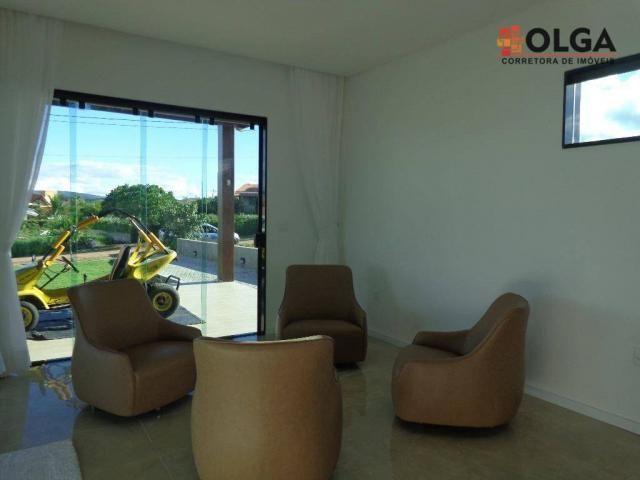 Casa em condomínio de alto padrão, à venda - Gravatá/PE - Foto 16