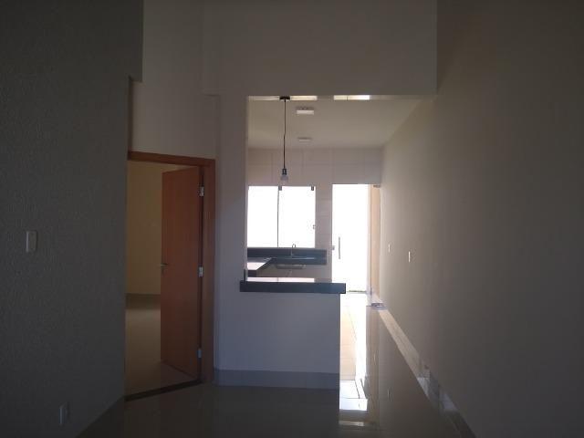 Casa 3/4 sendo uma suite, Residencial Flamingo - Foto 11