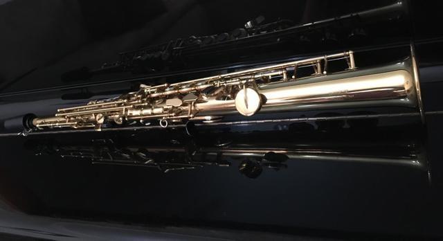 Sax Soprano Yamaha Japan - Foto 2