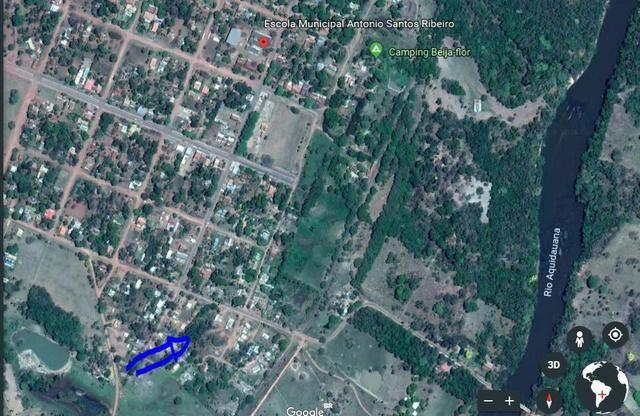Terreno Região do Distrito de Piraputanga próximo Aquidauana-MS - Foto 5