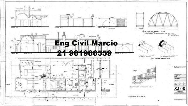 Engenheiro civil - Planta baixa - Projeto arquitetura - Foto 5