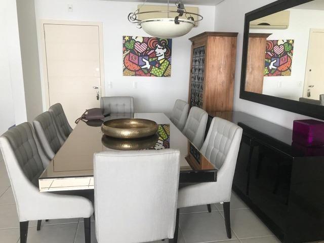 (L) Apartamento 3 dormitórios, 2 suítes, Jurerê Internacional, Florianópolis