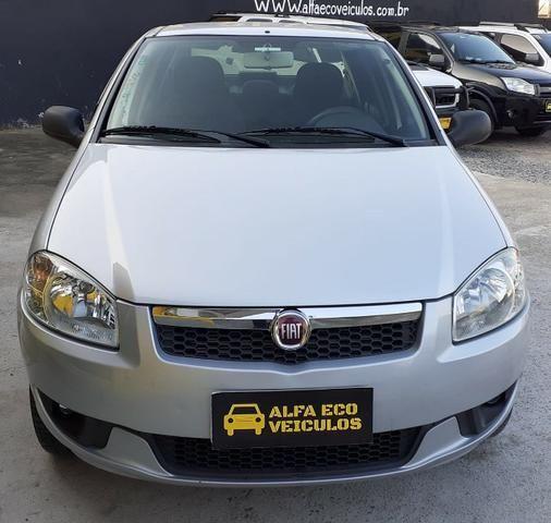 Fiat Siena EL 1.0 muito novo + GNV - Foto 2