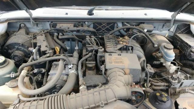 Sucata Ford Ranger 2.3 2008 P/retirada De Peças - Foto 4