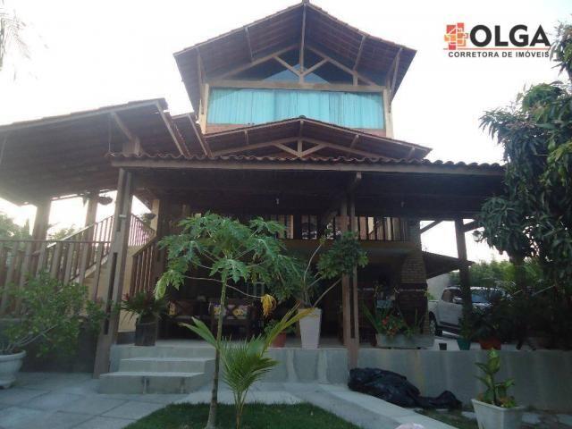 Casa com 6 dormitórios, 300 m² - Gravatá/PE - Foto 3