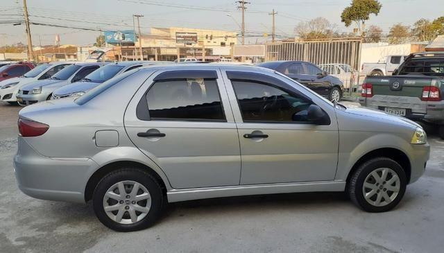 Fiat Siena EL 1.0 muito novo + GNV - Foto 4