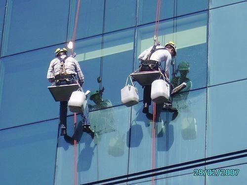 Pintores de fachada serviços em altura rj rio de janeiro - Foto 2