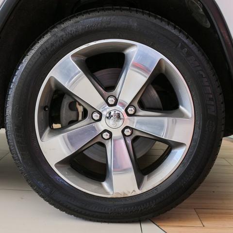 JEEP GRAND CHEROKEE 2014/2014 3.6 LIMITED 4X4 V6 24V GASOLINA 4P AUTOMATICO - Foto 9