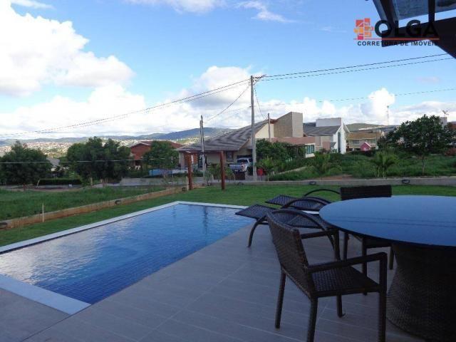 Casa em condomínio de alto padrão, à venda - Gravatá/PE - Foto 6